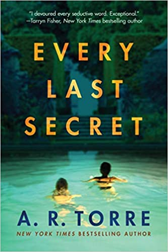Book Author Podcast – Every Last Secret by A. R. Torre