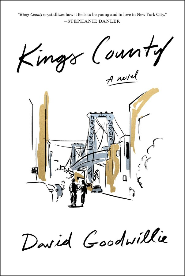 Book Author Podcast – Kings County by David Goodwillie